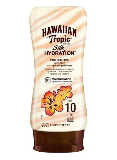 Hawaiian Tropic Lotion Silk Hydration Spf10 180 Ml Renksiz